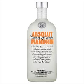 ABSOLUT MANDARIN 70CL