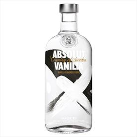 ABSOLUT VANILLA 70CL