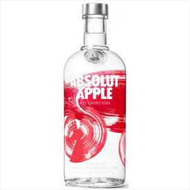 ABSOLUT VODKA APPLE 70CL