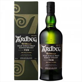 ARDBEG 10YR SINGLE MALT 70CL