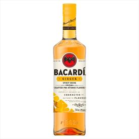 BACARDI GINGER RUM 70CL