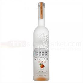 BELVEDERE ORANGE 70CL