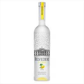 BELVEDERE CITRUS VODKA 70CL