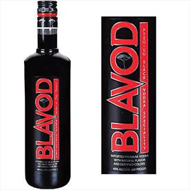 BLAVOD VODKA 70CL