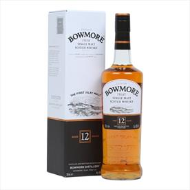 BOWMORE 12YR OLD 70CL