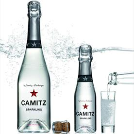 CAMITZ SPARKLING VODKA 70CL