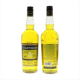 CHARTREUSE YELLOW 40% 70CL