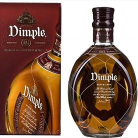 DIMPLE WHISKY 70CL