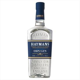 HAYMANS LONDON DRY GIN 70CL