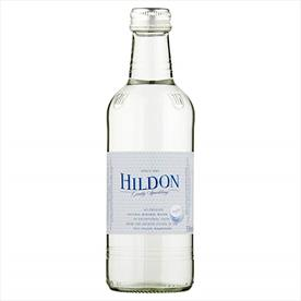HILDON CARBONATED GLASS 12 X 750ML