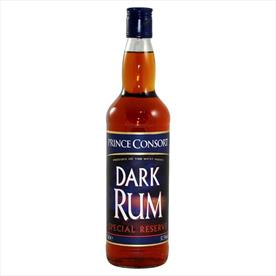 HOUSE DARK RUM PRINCE CONSORT 75CL