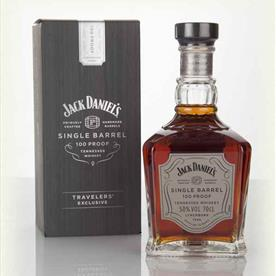 JACK DANIELS SINGLE BARREL 70CL