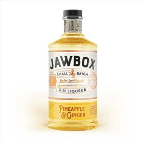 JAWBOX PINEAPPLE & GINGER 70CL