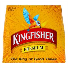 KINGFISHER LAGER 11G