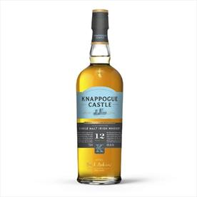 KNAPPOGUE CASTLE WHISKY 12 YEAR OLD 70CL