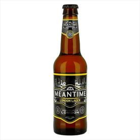 MEANTIME LONDON LAGER 24 X 330ML