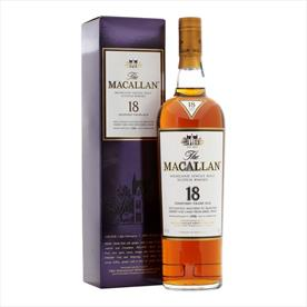 MACALLAN 18YR OLD 70CL
