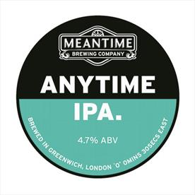 MEANTIME ANYTIME IPA 30LTR