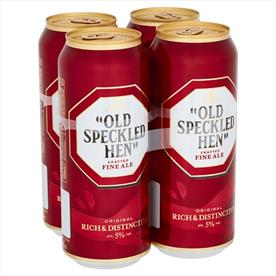 OLD SPECKLED HEN CANS 24 X 500ML