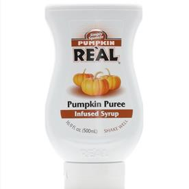 RE'AL PUMPKIN PUREE SYRUP 12 X 50CL