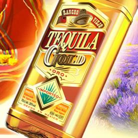 HOUSE TEQUILA GOLD 70CL