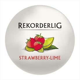 30LTR REKORDERLIG STRAWBERRY KEG