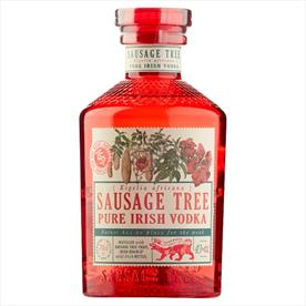 SAUSAGE TREE VODKA 70CL