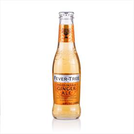 FEVER TREE SPICED ORANGE GINGER ALE 24 X 200ML