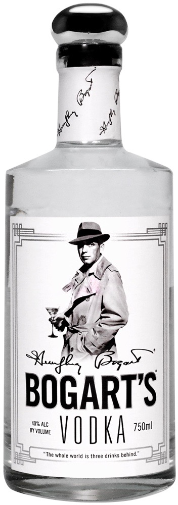 BOGART'S VODKA 70CL