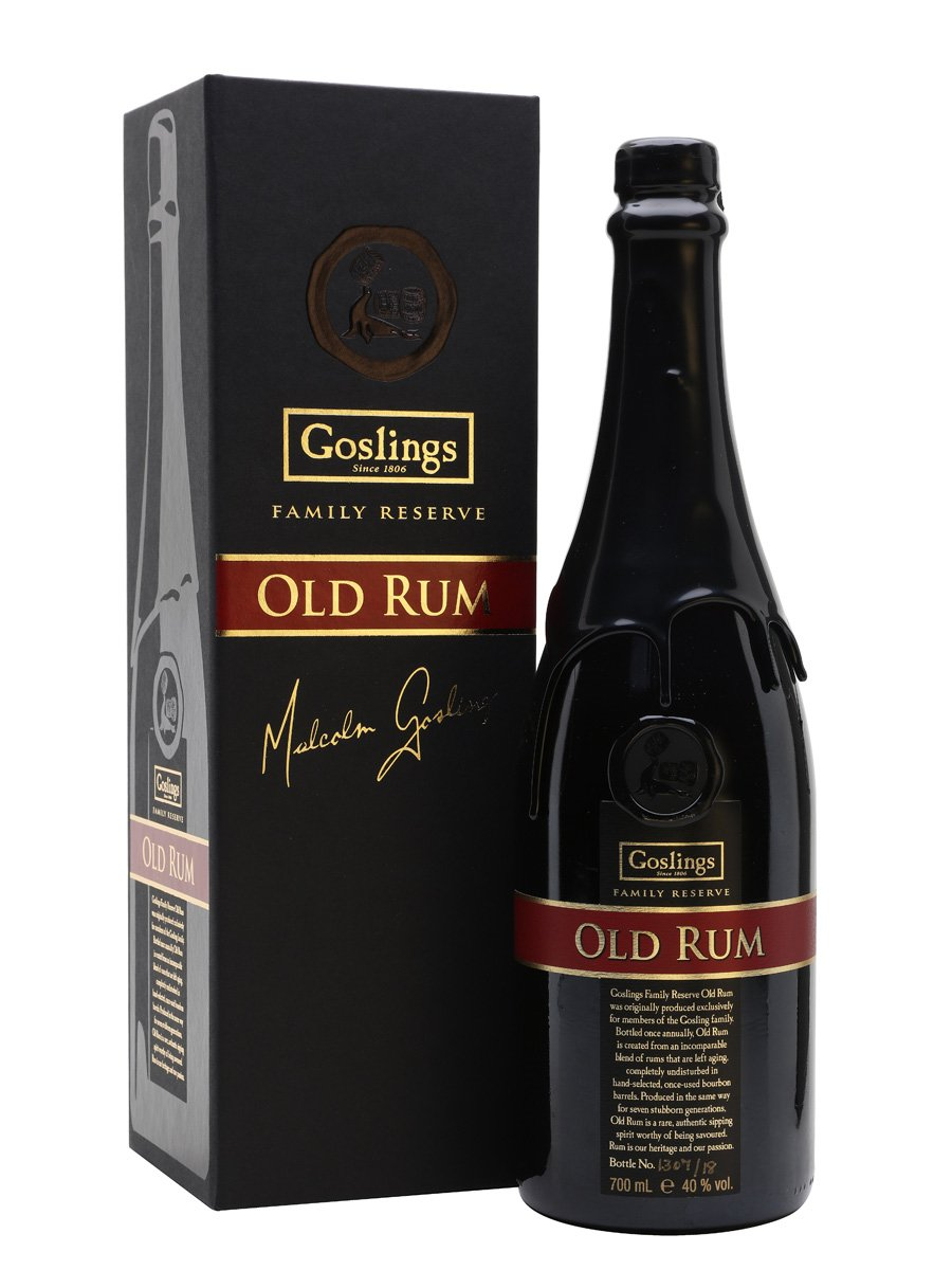 GOSLING OLD RUM FAMILY RESERVE 70CL