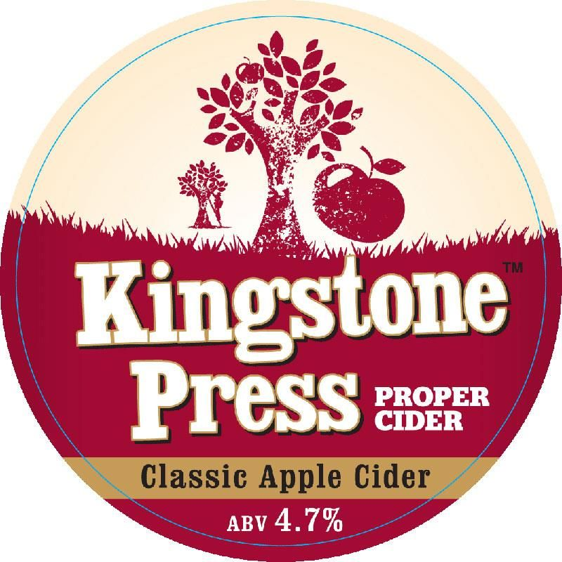 KINGSTONE PRESS CIDER 11G