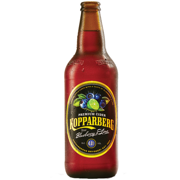 KOPPERBERG BLUEBERRY 15 X 500ML