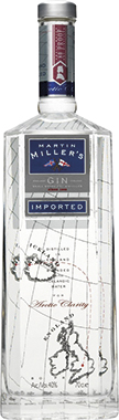MARTIN MILLERS DRY GIN 70CL