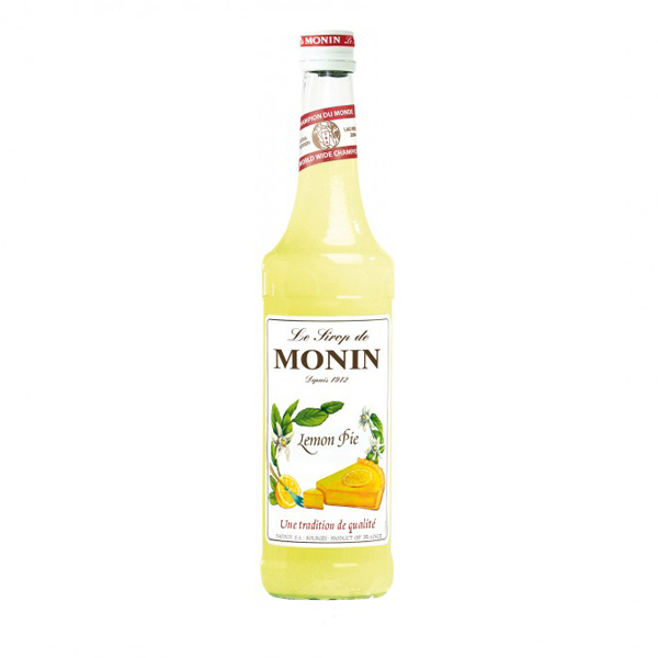 MONIN LEMON SYRUP 70CL