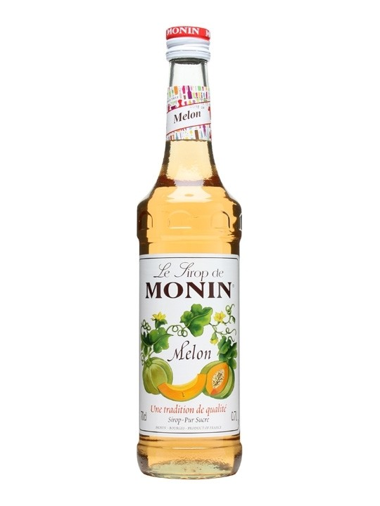 MONIN MELON SYRUP 70CL