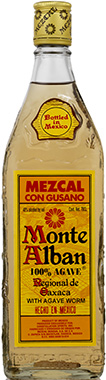 MONTE ALBAN TEQUILA 70CL