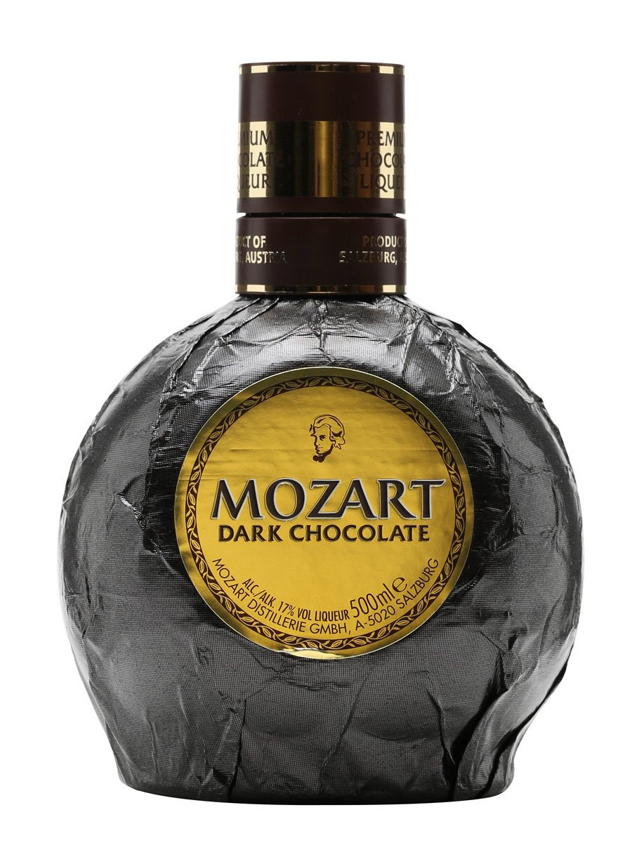MOZART BLACK (DARK CHOCOLATE) 50CL