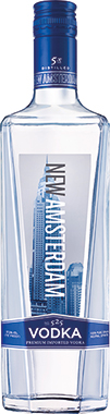 NEW AMSTERDAM VODKA 70CL