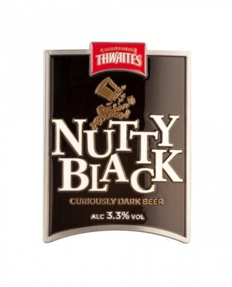 NUTTY BLACK CASK ALE 9G