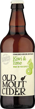 OLD MOUT CIDER KIWI 12 X 500ML