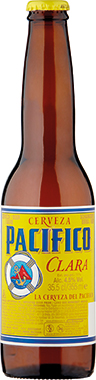 PACIFICO CLARA BEER 24 X 330ML