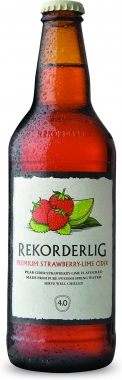 REKORDERLIG STRAWBERRY AND LIME 15 X 500ML