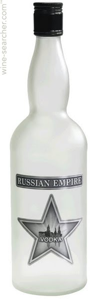 RUSSIAN EMPIRE VODKA 1.5LTR