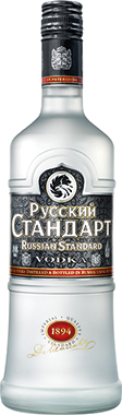 RUSSIAN STANDARD VODKA 70CL