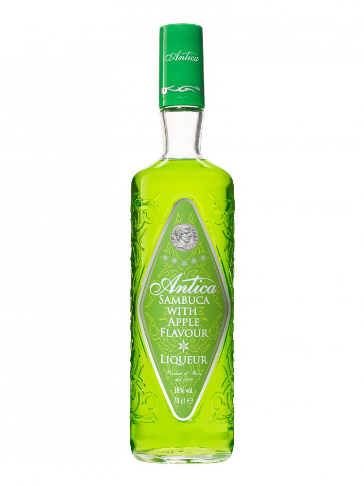 SAMBUCA ANTICA APPLE 70CL