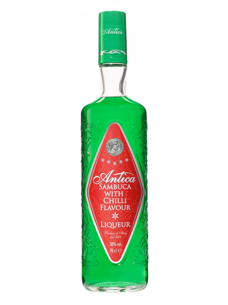 SAMBUCA ANTICA GREEN CHILLI 70CL