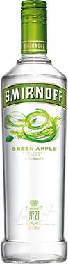 SMIRNOFF APPLE 70CL