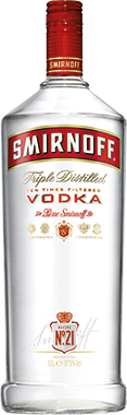 SMIRNOFF VODKA 1.5LTR