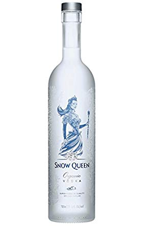 SNOWQUEEN PREMIUM VODKA 70CL
