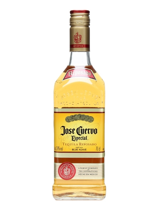 TEQUILA CUERVO GOLD 70CL